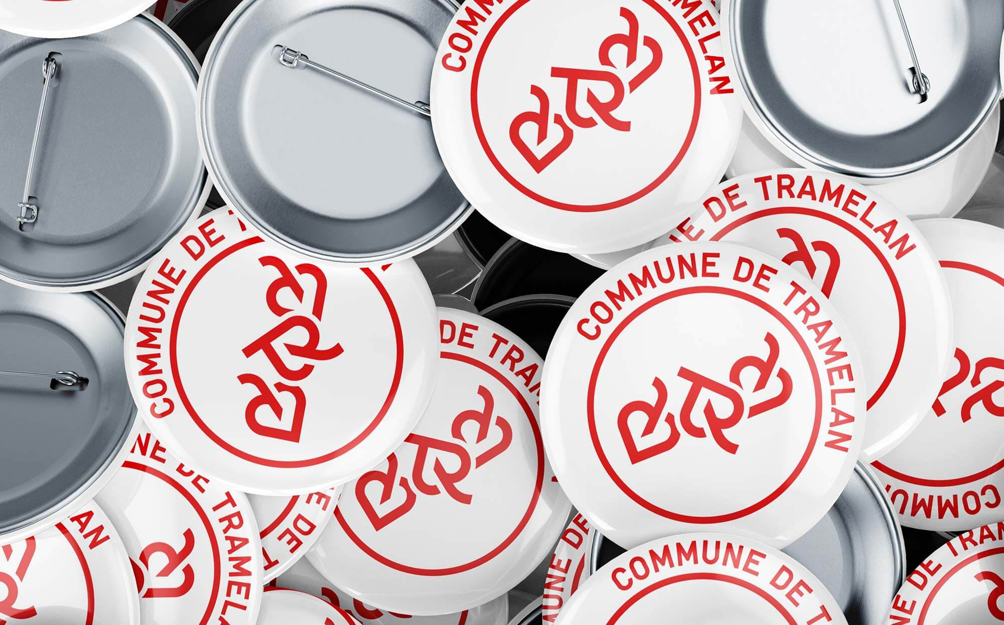Badges commune de Tramelan