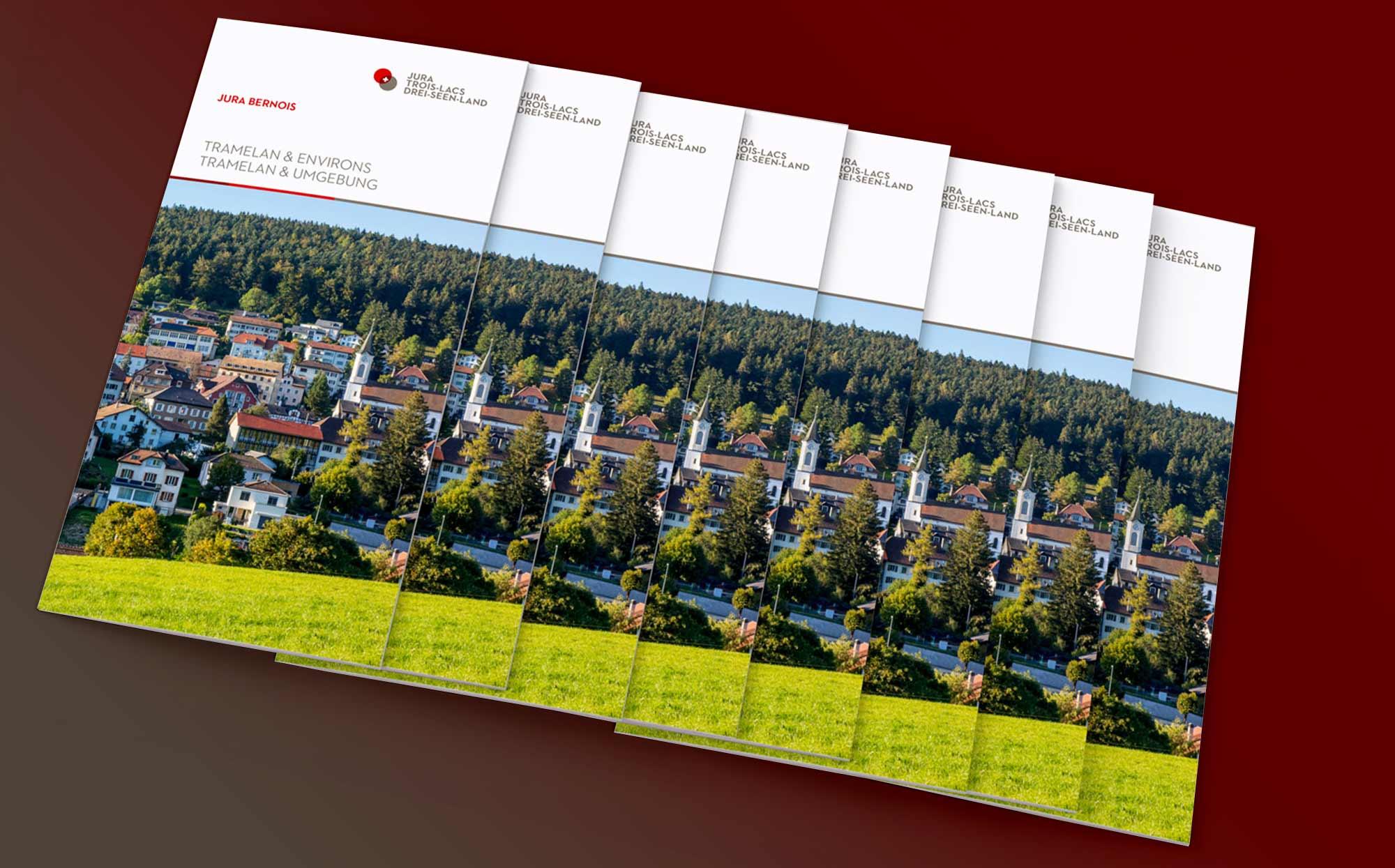 brochure touristique Tramelan
