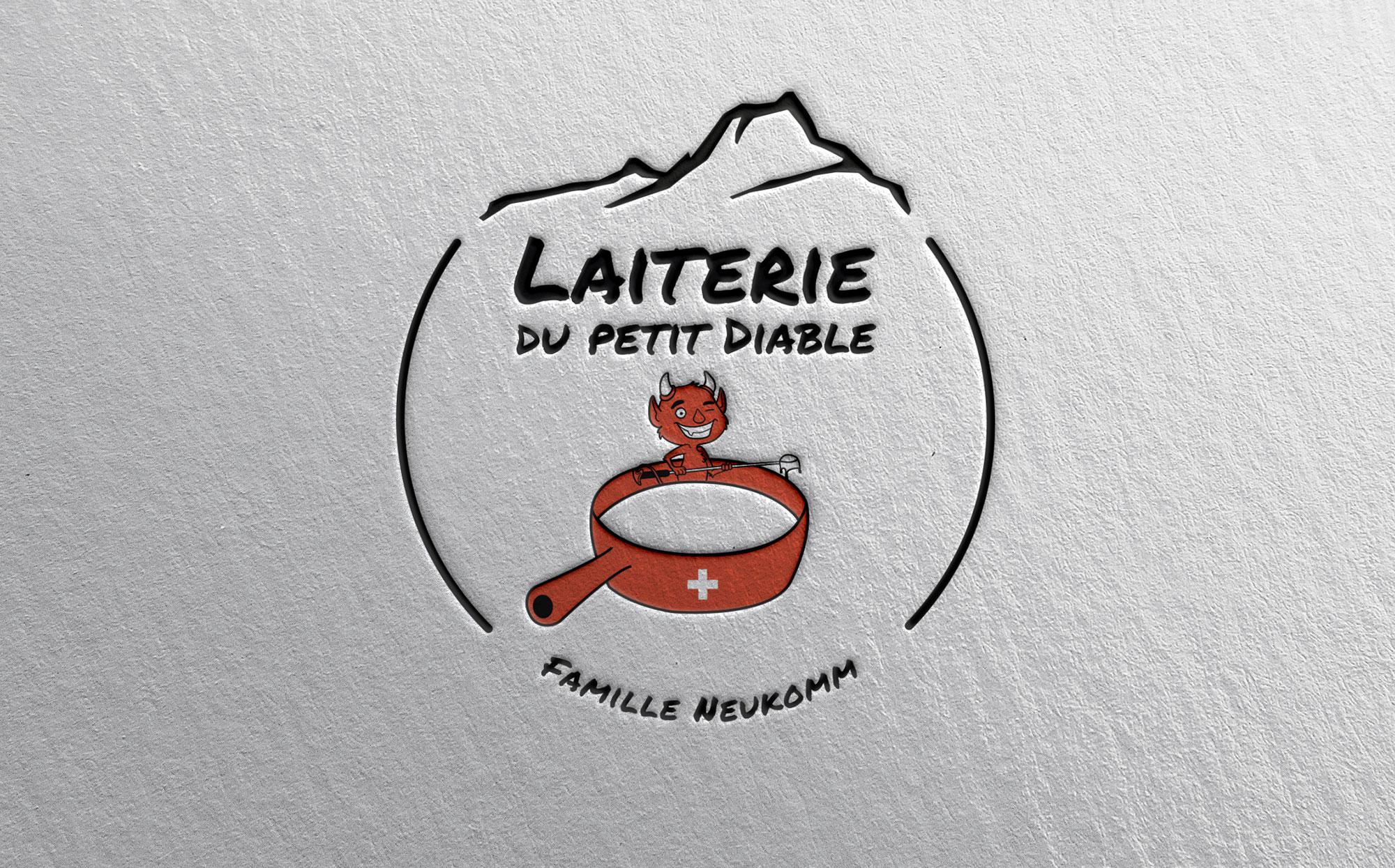 Logo Laiterie du Petit Diable