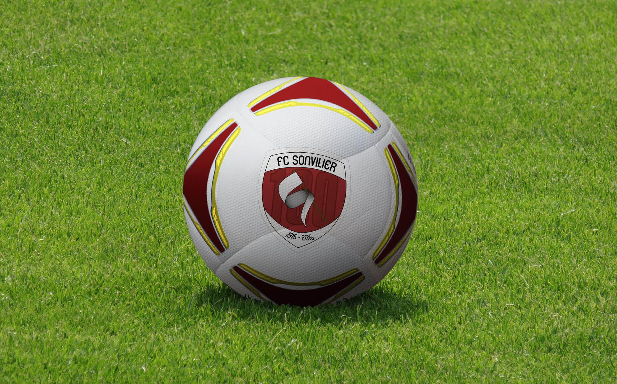 ballon de football sonvilier