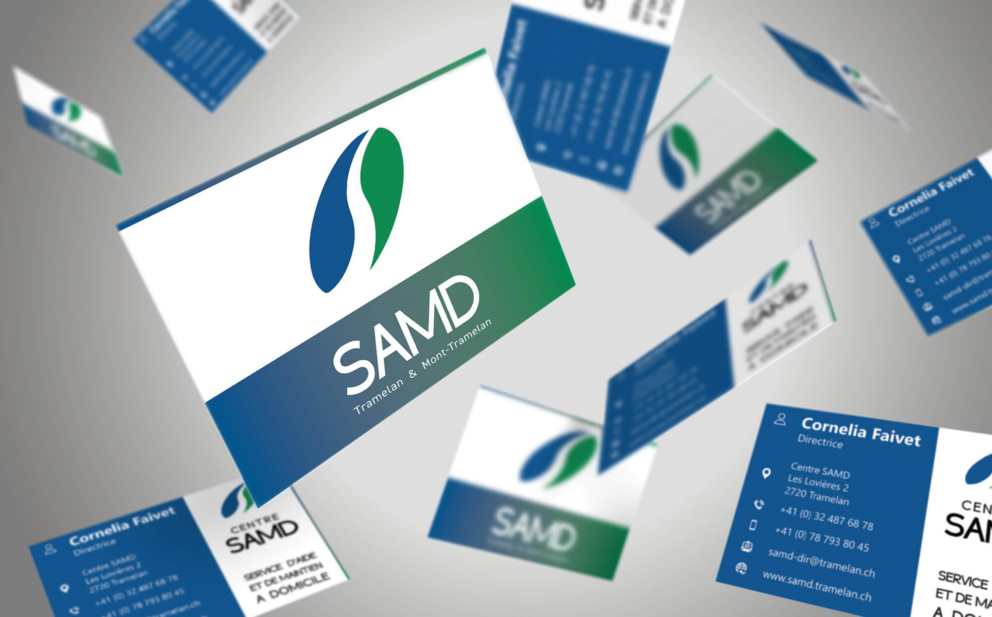 cartes de visite SAMD